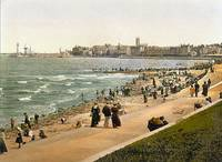The Promenade Margate 1900