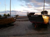 Classic Wooden Fishing Boats