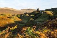 Autumn in the Fairy Glen