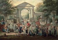 A Fiesta in a Botanical Garden, 1775
