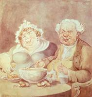 Gluttons, c.1800-05