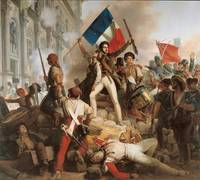 Fighting at the Hotel de Ville, 28th July 1830, 18