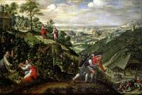 October: Parable of the Bad Vintners, c.1580-90