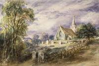 Stoke Poges Church, 1833