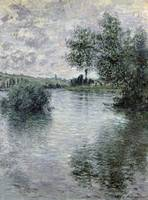 The Seine at Vetheuil, 1879