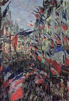 The Rue Saint Denis, Celebration of June 30, 1878