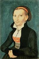 Katharina von Bora, future wife of Martin Luther,