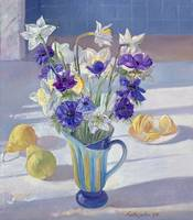 Spring Flowers and Lemons, 1994
