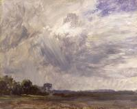Landscape with Grey Windy Sky, c.1821-30