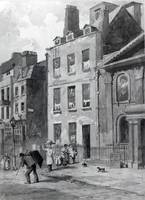House of Sir Isaac Newton at 35 St Martin's Stree