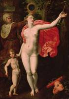 Venus and Cupid, Allegory of the Truth