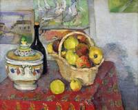 Still Life with Tureen, c.1877