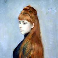Portrait of Mademoiselle Alice Guerin
