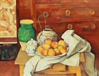 Still Life with a Chest of Drawers, 1883 87