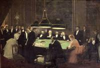 The Gaming Room at the Casino, 1889
