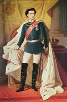 Portrait of Ludwig II