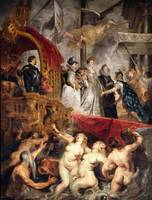 The Arrival of Marie de Medici in Marseilles, 3rd