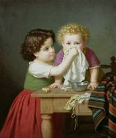 Motherly Instinct, 1872