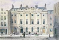 The East front of Skinners' Hall, 1851