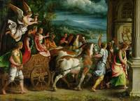 The Triumph of Titus and Vespasian, c.1537