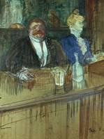 In the Bar: The Fat Proprietor and the Anaemic Cas