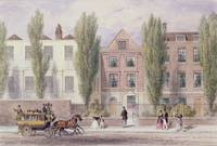 Fisher's House, Lower Street, Islington, 1838