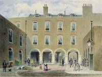 St. Thomas's Hospital, Southwark, London