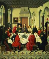 The Last Supper, central panel from the Altarpiece