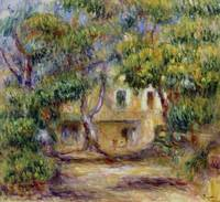 The Farm at Les Collettes, c.1915