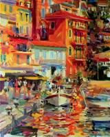 Reflections, Villefranche, 2002