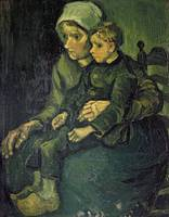 Mother and Child, 1885