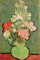 Bouquet of flowers, 1890