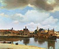 View of Delft, c.1660 61