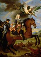 Equestrian Portrait of Philip V