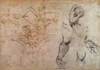 Scheme for the Sistine Chapel Ceiling, c.1508