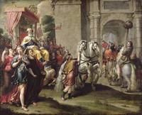 The Triumph of David, c.1690