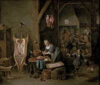 Sausage-making, 1651