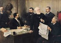 The Board of Directors of 'La Republique Francais