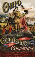 Advertisement for the Ohio Centennial Exposition,