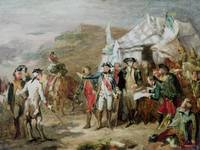 Sketch for the Battle of Yorktown, 1st to 17th Oct