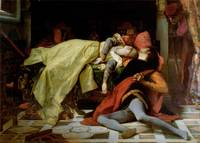 Death of Francesca da Rimini and Paolo Malatesta,