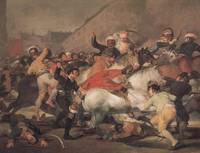The Second of May, 1808. The Riot against the Mame