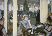 Women on a Cafe Terrace, 1877
