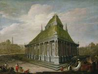 The Seven Wonders of the World: The Mausoleum at H
