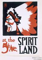 Poster for 'Spirit Land', an Indian Experience v