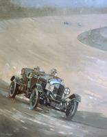 24 Hour Race at Brooklands, 1929