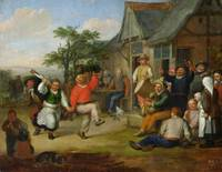 The Peasants Dance, 1678