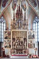 The St. Wolfgang Altarpiece