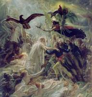 The Apotheosis of the French Heros Who Died for Th