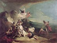 The Rape of Europa, 1720-21